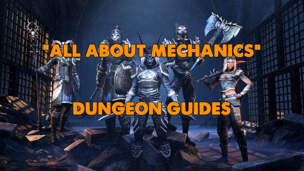 eso dungeon guides