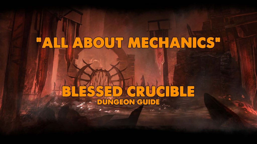 eso, eso dungeon, eso dungeon guide, blessed curicble, eso blessed crucible, blessed crucible walkthrough