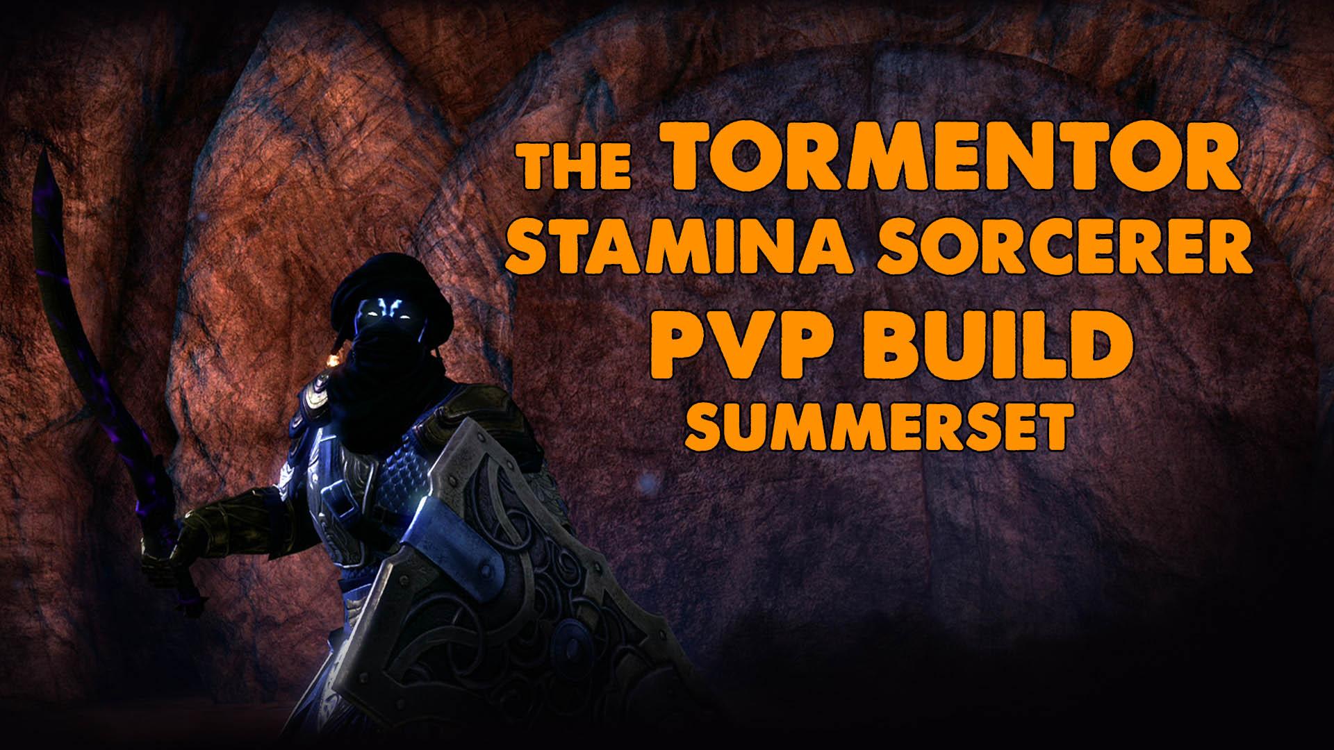 Sorcerer builds - Xynode Gaming - The Elder Scrolls Online