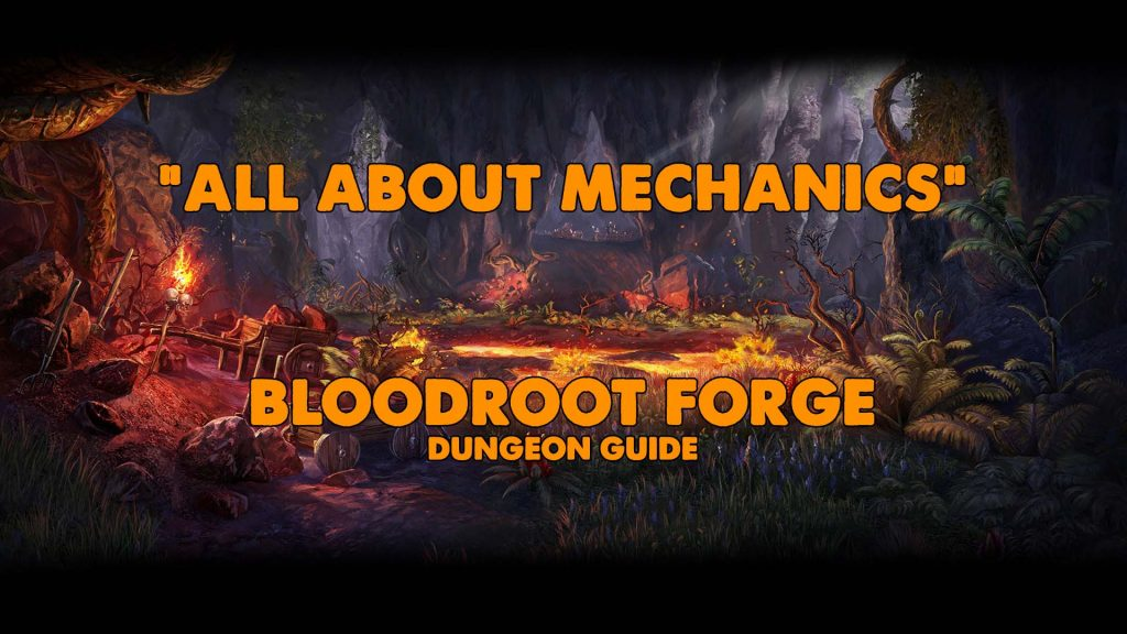 eso bloodroot, bloodroot eso, bloodroot wine, eso dungeon guide, eso bloodroot forge walkthrough