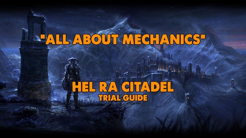hel ra, vhrc, eso, eso trial guide, eso hel ra. The Elder Scrolls Online Trial Guides