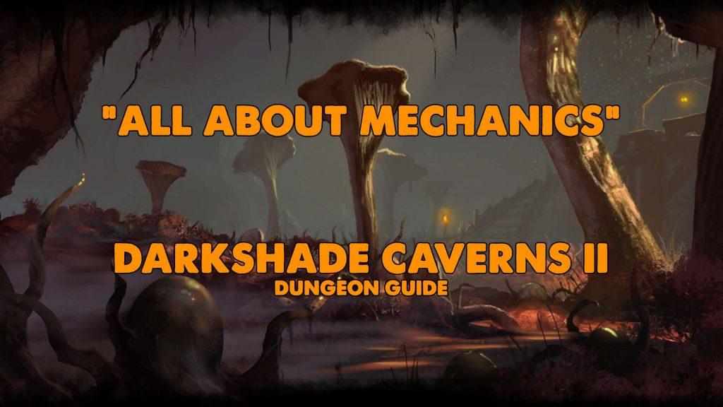 eso darkshade, eso darkshade II, eso dark shade II, darkshade caverns II,