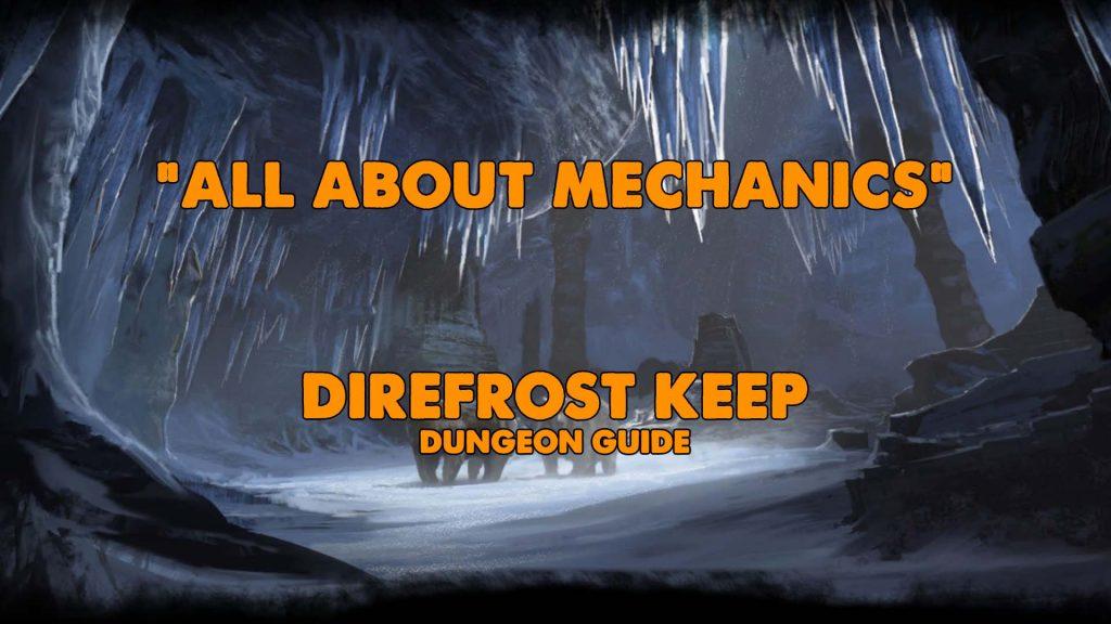 vet direfrost, eso direfrost, direfrost veteran, direfrost eso,