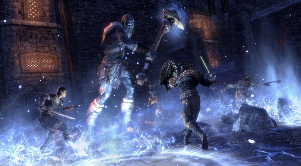 Harrowstorm, giant, dungeon,