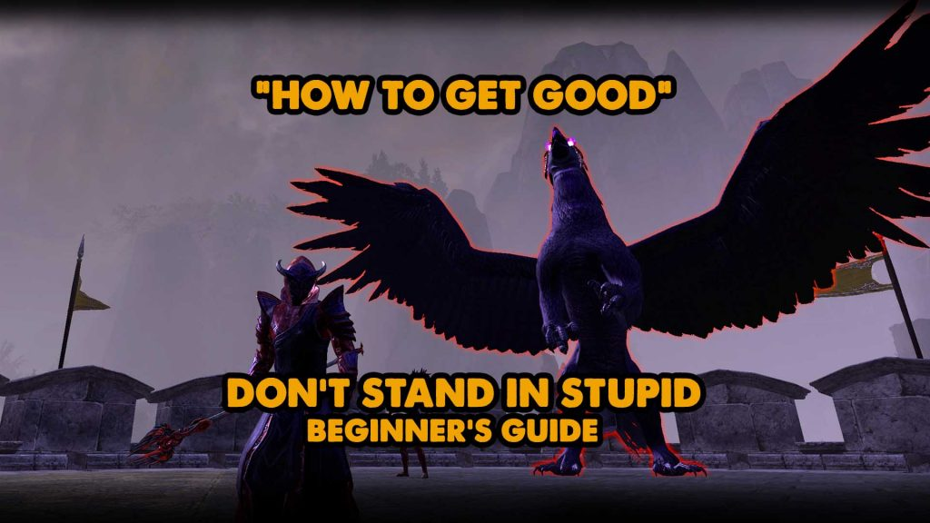 stand in stupid, aoe damage