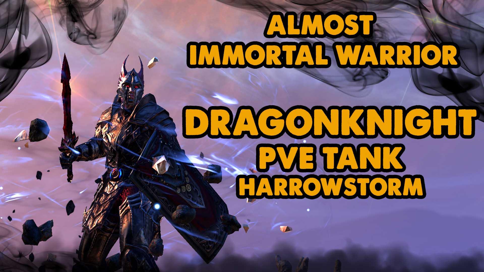 immortal, dragonknight tank