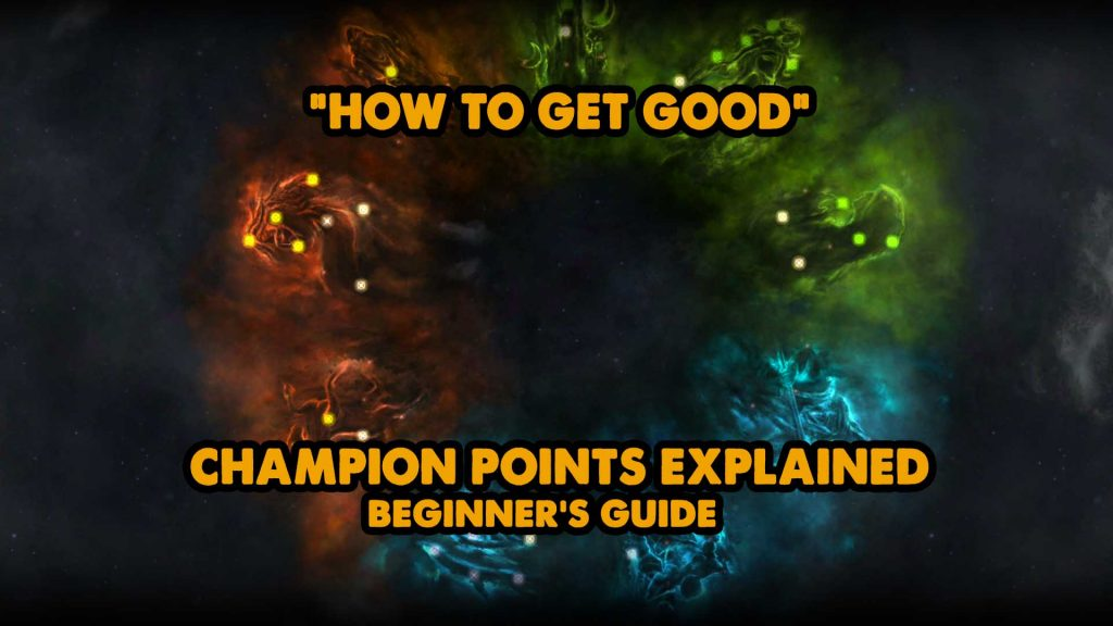 champion points eso cps