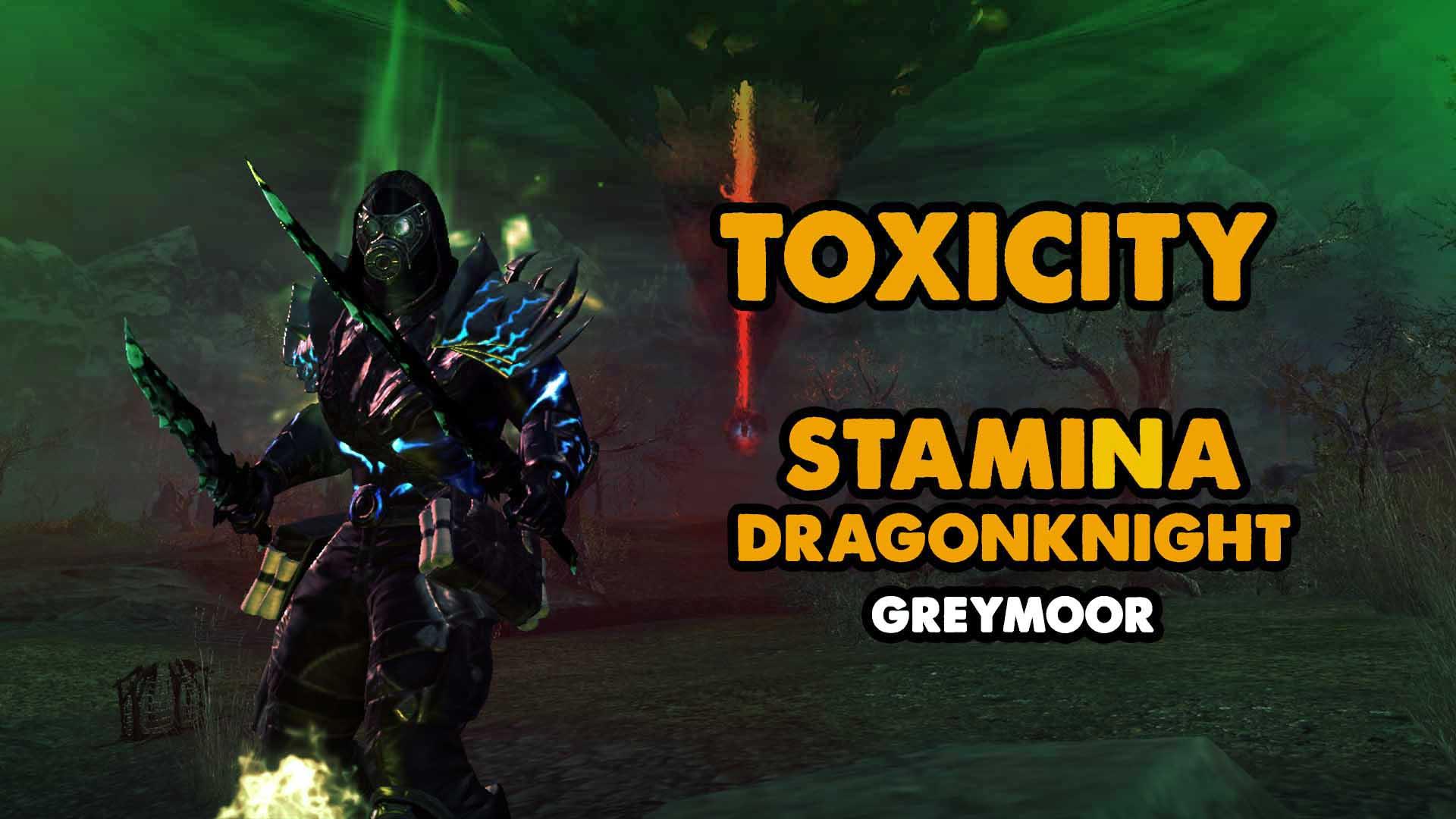 eso, elder scrolls, toxicity, xynode, dragonknight