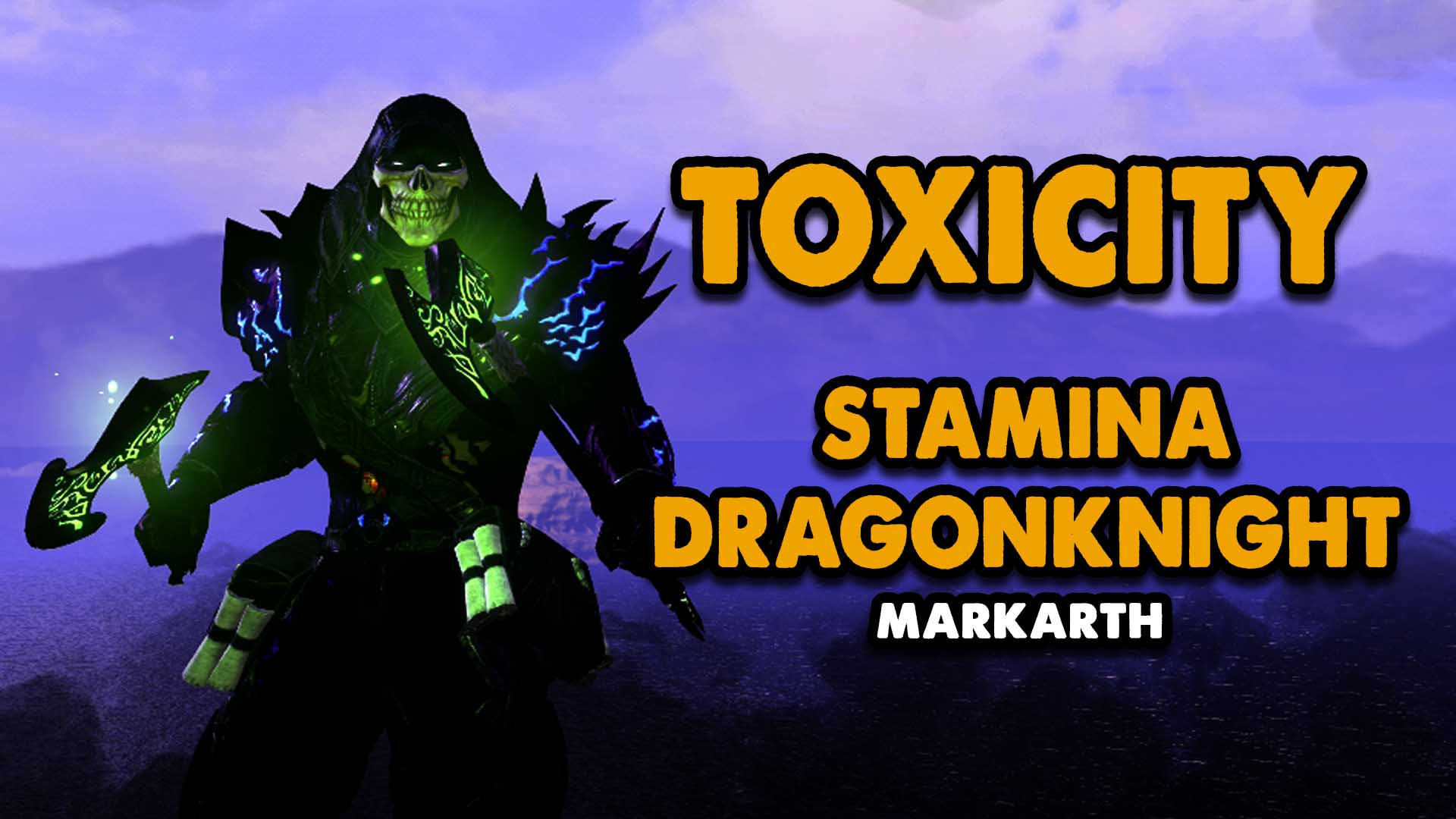 xynode, dragonknight, dk, stam dk, toxicity, vateshran, vateshrane build, end game builkd