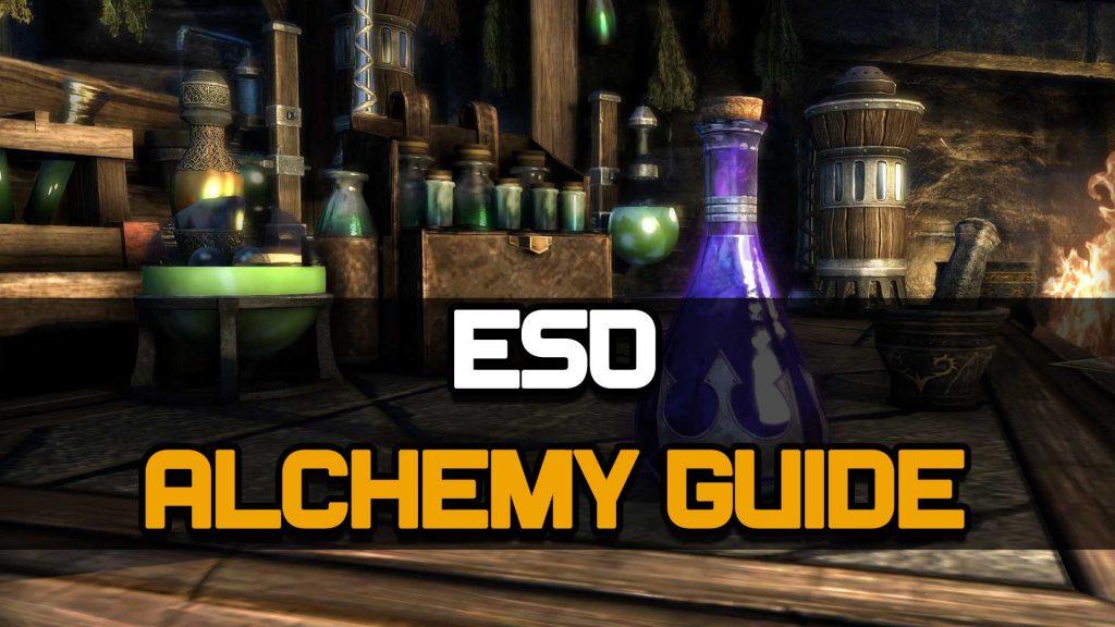 ESO Alchemy Guide